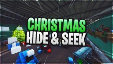 Christmas Hide and Seek