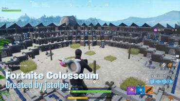 Fortnite Colosseum