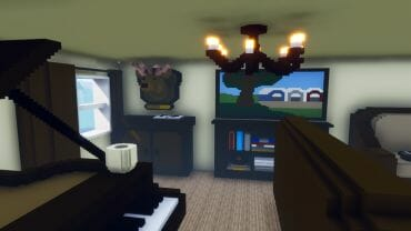 The Musician's Room