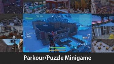 Parkour/Puzzle Course
