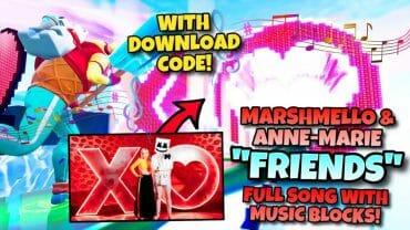Marshmello & Anne-Marie – FRIENDS
