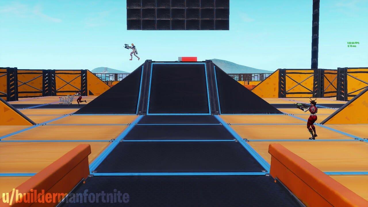 Control The Cart Roblox Fortnite Creative Map Code