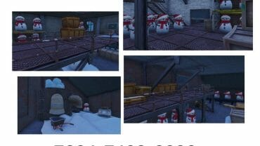 Frosty Factories