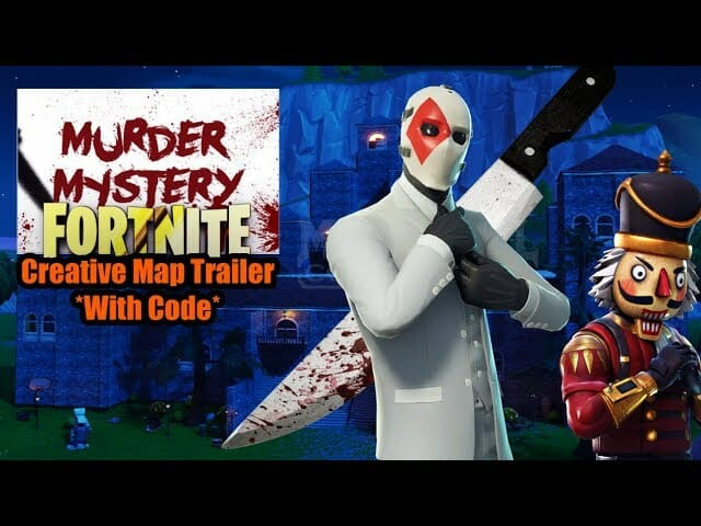 Murder Mystery Dolphindom Fortnite Creative Map Code