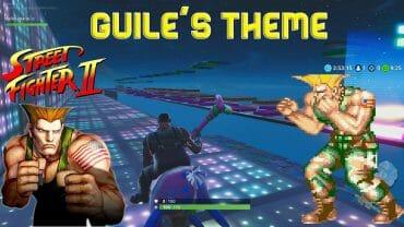 Guile's Theme by Malloumario