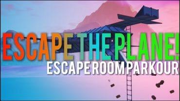 Escape The Plane! – Parkour