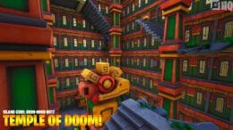 Temple of doom! (Puzzle)