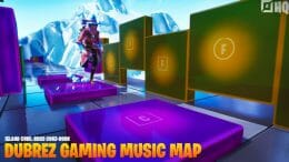 DubRez Gaming Music Map