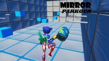 Mirror Parkour
