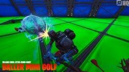 Baller Mini Golf