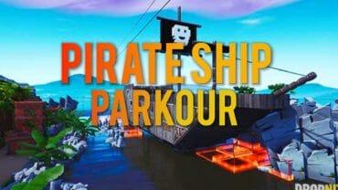 Hazza's – Abandoned pirate ship parkour!