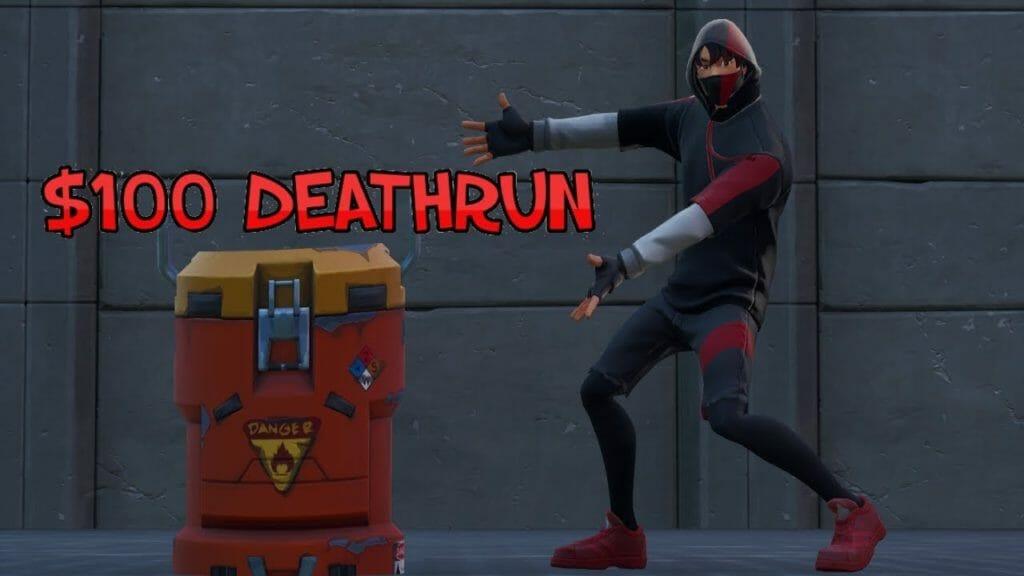 Default Deathrun V3 0 Ryanehh Fortnite Creative Map Code