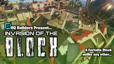 INVASION OF THE BLOCK!