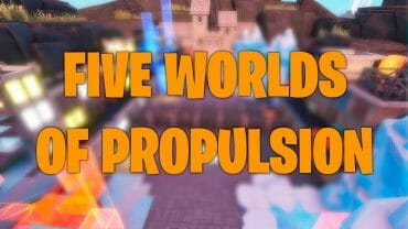 Five worlds of propulsion