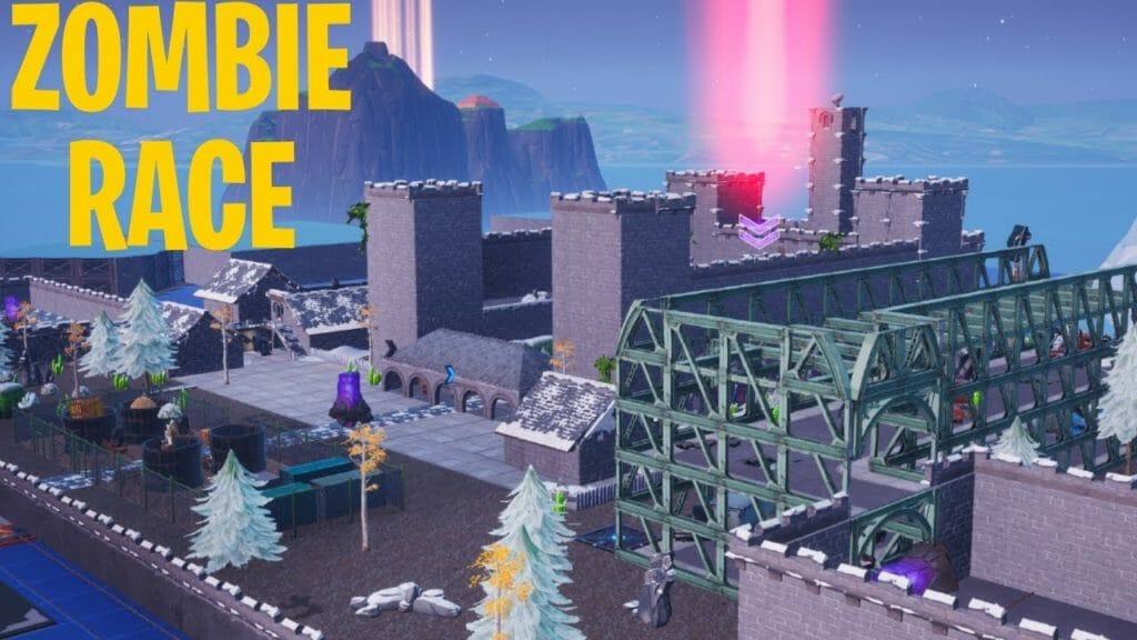 zombie race shucksourdiesel fortnite creative map code