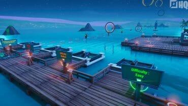 Vehicle Training Island