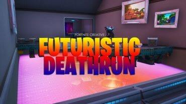 Futuristic Deathrun!