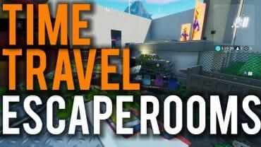 Time Travel Escape Rooms