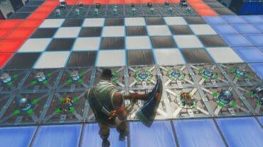 Fortnite Chess