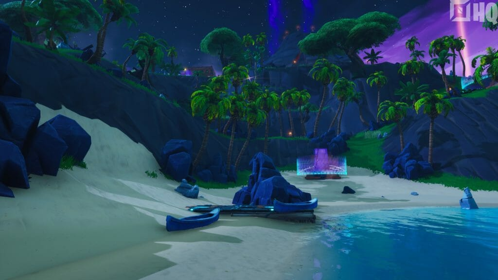 """MISSION: Find The Ship"" Island by justwemo - Fortnite ..."