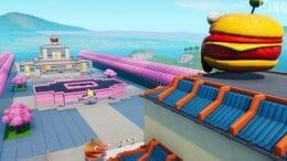 Durr Burger VS Tomato Head (Season 9)