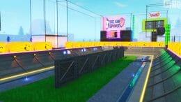 Roller coaster fortnite PVP y caza obj.