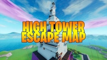 High Tower Escape Map