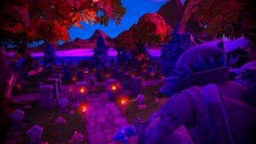 Prop Haunt 2: Twilight Graveyard