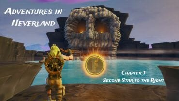 Adventures in Neverland: Chapter 1