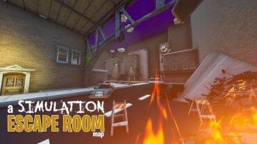 Simulation Escape Room