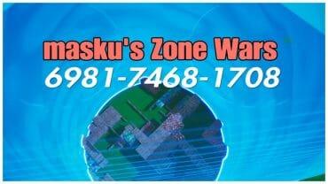 masku's Zone Wars