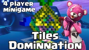 Tiles Domination