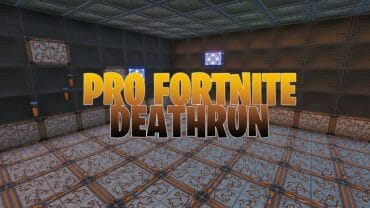 PRO FORTNITE DEATHRUN