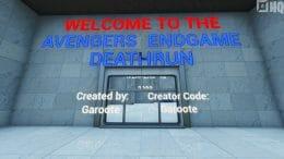 Avengers Endgame Deathrun Time Travel!