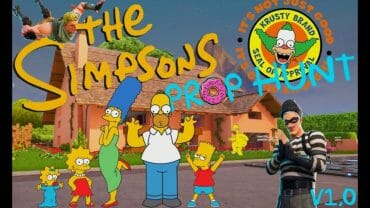 PROP HUNT: THE SIMPSONS