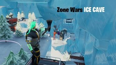 Zone Wars : ICE CAVE