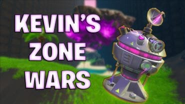 KEVIN'S ZONE WARS MADE BY PERCY