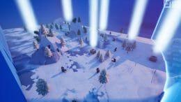Ice Lake Moving Zone Wars