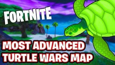 Most Advanced Turtle Wars/Box Fighting Map
