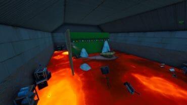 The Floor is Lava Parkour 2