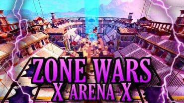 Zone Wars – Colosseum