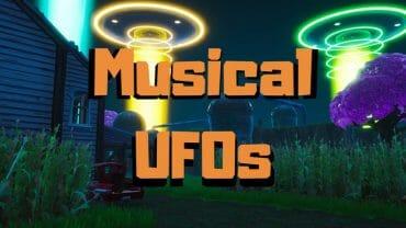 Quiet Quadrat – High Ground Musical UFOs