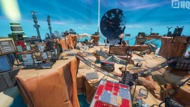 Pandora Pit (Zone Wars)