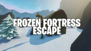 Frozen Fortress Escape