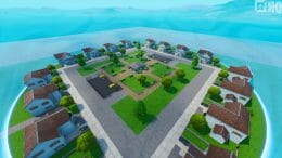 Fantastack's Small Town Zone Wars V1.0