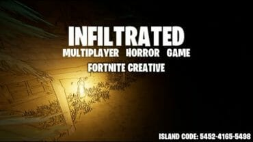 Infiltrated – Multiplayer Horror Game