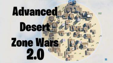 Advanced Desert Zone Wars (v2.0)