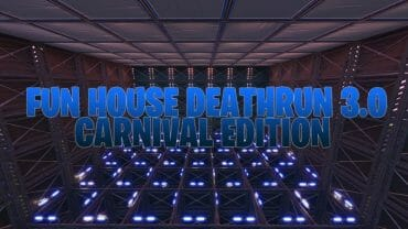 Fun House Deathrun 3.0 Carnival Edition