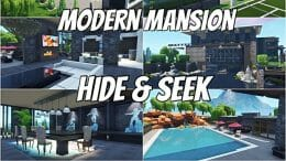 Modern Mansion | Hide & Seek