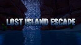 Lost Island Escape Map